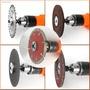 ◊電鉆變角磨機連接 轉換器轉接頭電鉆轉變切割機砂輪機切割片鋸片