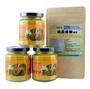 有機薑黃粉 (秋鬱金) 3入超值組------加贈純天然黑胡椒細粒一包    海拔600公尺有機種植   日正元農場 、嚴選上等的印度種薑黃