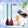 SK Smart Bladeless Tower Fan CR010B Air Circulator Remote Control Safety Mark remote control