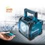 【MAKITA牧田】原廠藍芽無線充電式喇叭音響【全配含原廠充電器18V4A電池】
