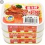 遠洋牌紅燒鰻100g*3入(超商取貨易凹罐)