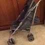 二手 maclaren techno tx 可平躺嬰幼兒手推車