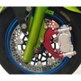 [JZ motor] JETS 輻射卡鉗 套餐 輻卡 108 孔徑 SYM FNX