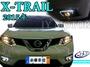 JY MOTOR 車身套件 - X TRAIL X-TRAIL 15 2015 專用超廣角魚眼霧燈 H11規格原廠對應