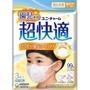 Unicharm優妮嬌盟 超快適 幼兒園專用一般醫 用口罩3枚入(M)