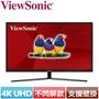 ViewSonic優派 32型 4K超高解析電競螢幕 VX3211-4K-MHD