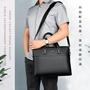 【手拿包】❁穆斯科袋鼠男包男士包手提包手拿公文包男商務單肩包軟皮休閑挎包