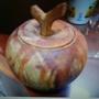 天然血龍木會透光造型蘋果