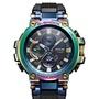 [TING TIME]紀念20週年最新錶圈以鮮豔的彩虹離子鍍層MTG-B1000RB