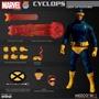 《Z》全新超特價 PX限定版 美版 MEZCO One:12 Marvel X-Men 獨眼龍 經典版