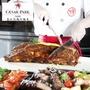 【MoTicket電子票】台北【立德Cafe83餐廳-國父紀念館】平日單人午晚餐吃到飽一客