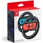 任天堂 原廠 Nintendo Switch 方向盤 (黑色) 二入組(日版)