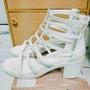 全新👉🏻major made羅馬涼鞋