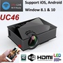 ~WIFI Wireless PROJECTOR UC46~ Best UC46 in Singapore 1080P