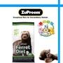 【童話寵物】 美國 ZuPreem 路比爾貂飼料8磅 高蛋白質  貂/蜜袋鼯/刺蝟/鼬鼠/睡鼠/