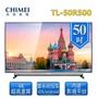 【CHIMEI奇美】50吋 4K HDR液晶顯示器+視訊盒(TL-50R500)
