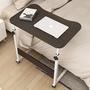下殺價▼▩電腦桌懶人桌簡約臺式家用床上書桌小桌子可移動床邊桌簡易升降桌