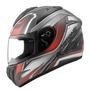 【ASTONE】GTB600 II66 (平黑紅) 全罩式安全帽 內藏墨片 眼鏡溝 藍芽耳機孔 雙D扣 內襯可拆洗