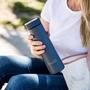 【澳洲 Fressko】繽紛炫彩雙層不鏽鋼保溫杯 – 丹寧藍(保溫杯 保溫瓶 環保 時尚)
