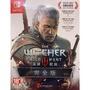 Switch遊戲 NS 巫師 3 狂獵 完全版 TheWitcher 3 Wild 中文版【魔力電玩】
