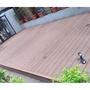 戶外塑木地板。專業施工