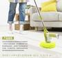 二代充電無線電動旋轉拖把地板打蠟機家用清潔前擦玻 艾家生活館 LX