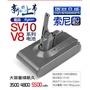 【前置生活】【索尼/SONY電芯】dyson戴森v6鋰電池 v8電池dc62 61 74 59 吸塵器電池/充電器