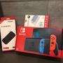 【現貨 動物森友會 新款加強版】全新台灣公司貨 任天堂 Switch主機 NS 紅藍 含硬殼包 保護貼 含遊戲 動物之森