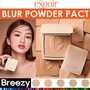 BREEZY ★ [Espoir] COLORFUL NUDE PRO TAILOR BLUR POWDER PACT SPF30 PA+++/ 5Colors / 10G