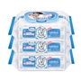 貝恩 券後價1149 免運 濕紙巾界的LV【Bean 貝恩】全新配方嬰兒保養柔濕巾 80抽X24包/8串《大樹健康購物網》
