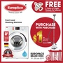 EuropAce Front Load Washer 7/8.5/10 kg - 5 YEARS MOTOR WARRANTY