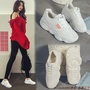 zara casual sports shoes female