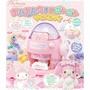 〔小禮堂〕美樂蒂 毛球玩偶製作機《粉紫.蛋形》適合6歲以上孩童