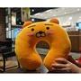 🐈  KAKAO U型枕  RYAN熊 飛機旅行枕