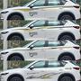 新品現貨車身裝飾 車身標誌 貼紙 車貼 馬自達CX-5車貼拉花 CX-7貼花CX-8彩貼CX-9改裝車身拉花裝飾貼紙