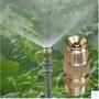 taidi03促銷6分可調頭噴頭屋頂降溫霧化噴嘴除塵草坪自動噴水澆花灑水器