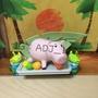 玩具總動員 美國 夏威夷 絕版 火腿豬 三眼怪 公仔 三眼 迪士尼 皮克斯 扭蛋(680元)