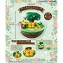 (預購額滿)|12月預購!|日空版 Re-ment 盒玩 精靈寶可夢 皮卡丘寶貝球盆景品DX 全一種
