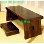 上漆款老桐木榻榻米古琴桌凳書法桌茶藝桌矮桌炕桌