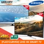 Samsung UA 43 / 49 / 55 / 65 Inch UHD 4K Smart TV [MU6100] Series 6 [3 years Warranty] Local Sets