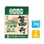 【萬丹】保久乳(200mlx6入)