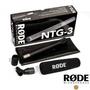 【RODE】指向性麥克風 NTG3(銀色)