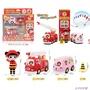 【台中妙妙屋】✦韓國正品代購✦ 小荳娃娃 Kongsuni 小荳子 消防車 消防員 救護車 模型 小孩玩具 辦家家酒