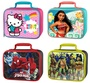 Hello Kitty Spiderman Star Wars School Insulated Lunch Bag for Kids Boy Girls Lunch Box Tote Bag Thermal Cooler Picnic Food Bag