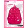 (全新)~正版授權~【Hello Kitty】逸緻之旅後背包-桃紅(僅有一個,把握機會喔~)