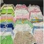 泰國製純棉短睡褲