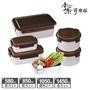 【掌廚可樂膳】316不鏽鋼保鮮盒超值6入組-F05