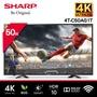 SHARP 50吋4K智慧連網顯示器4T-C50AG1T 台灣 公司貨 含基本安裝