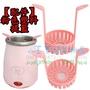【零配件】粉色塑料提籃 / GMP BABY 電子控溫式溫奶器_塑料提籃 §小豆芽§ 溫奶器的粉色塑料提籃