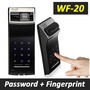 [Gateman] Digital Door Lock WF20 / Password + fingerprint / digital doorlock